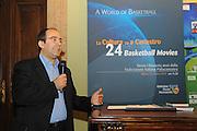 DESCRIZIONE : Milano Mostra e Conferenza Stampa 24 Basketball Movies Sport Movies &amp; TV 2010<br /> GIOCATORE : Luca Corsolini<br /> SQUADRA :<br /> EVENTO : Mostra e Conferenza Stampa 24 Basketball Movies Sport Movies &amp; TV 2010<br /> GARA : <br /> DATA : 29/10/2010<br /> CATEGORIA : Ritratto Curiosita<br /> SPORT : Pallacanestro<br /> AUTORE : Agenzia Ciamillo-Castoria/A.Dealberto<br /> Galleria : FIP 2010<br /> Fotonotizia : Milano Mostra e Conferenza Stampa 24 Basketball Movies Sport Movies &amp; TV 2010<br /> Predefinita :