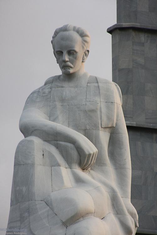 Jose Marti Memorial. Plaza de la Revolucion (Revolution Square), La Habana, Cuba, 2009.