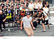 Grand prix de Malaisie 2010..Circuit de SEPANG. 4 Avril 2010...Photo Stéphane Mantey/L'Equipe... *** Local Caption *** newey (adrian)..webber (mark) - (aus) -..vettel (sebastian) - (ger) -..