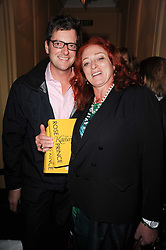 WILLIAM SITWELL and CAMILLA LOWTHER at a party to celebrate the publication of Kitchenella by Rose Prince held at Blacks, 67 Dean Street, London W1 on 16th September 2010.