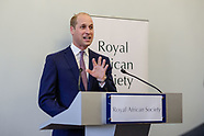 Duke Of Cambridge & RAS