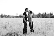 Spokane Engagement Session