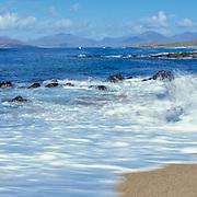 Horgabost beach on the Isle fo Harris, Scotland