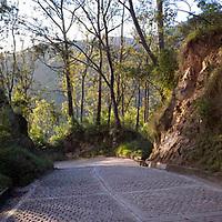 Carretera Caracas-Galipan, Cerro Avila, Distrito Capital, Venezuela