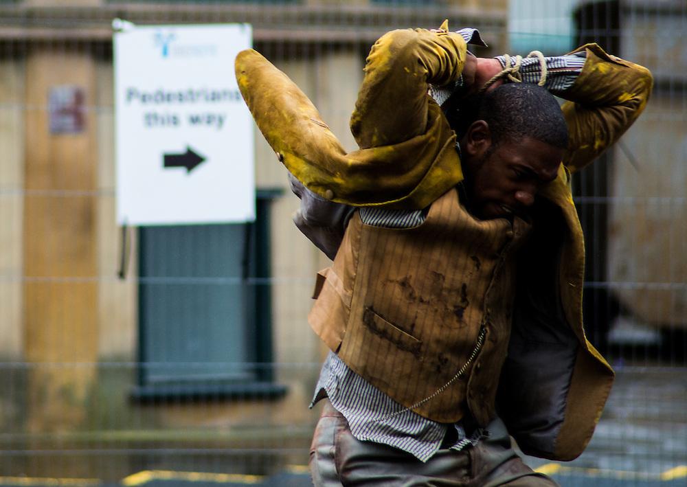 Bricolage Dance Movement at Urban Moves
