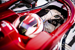 November 1, 2019, Austin, United States of America: Motorsports: FIA Formula One World Championship 2019, Grand Prix of United States, ..#7 Kimi Raikkonen (FIN, Alfa Romeo Racing) (Credit Image: © Hoch Zwei via ZUMA Wire)