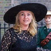 NLD/Den Haag/20130917 -  Prinsjesdag 2013, Minister van Infrastructuur en Milieu Melanie Schulz van Haegen-Maas Geesteranus