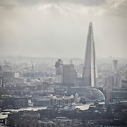 The Shard , London city views ,