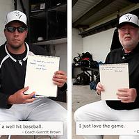Baseball - 2012 Why I Love Baseball