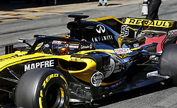 March 6, 2018 - Barcelona, Spain - Testvecka 2, Formel 1, Barcelona ..Carlos Sainz, Renault (Credit Image: © JerrevÃ…Ng Stefan/Aftonbladet/IBL via ZUMA Wire)