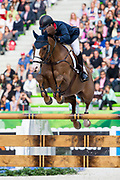 Michael Whitaker - Viking<br /> Alltech FEI World Equestrian Games™ 2014 - Normandy, France.<br /> © DigiShots