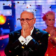NLD/Hilversum/20100910 - Finale Holland's got Talent 2010, Martin Hurkens wint de finale