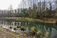 Hilversum dorp, Noord Holland, Netherlands