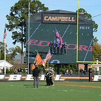 2017 Campbell University Football vs Drake Senior Day