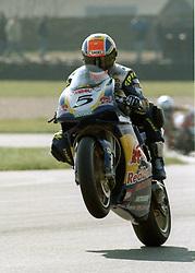 JAMES HAYDON REVE RED BULL DUCATI,   British Superbike Championship Donington Park 9th April 20009th April 2000,