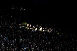 Norwich City fans - Mandatory by-line: Phil Chaplin/JMP - 05/10/2019 - FOOTBALL - Carrow Road - Norwich, England - Norwich City v Aston Villa - Premier League