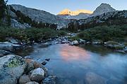 Gem Creek, John Muir Wilderness, Inyo National Forest, California