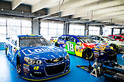 May 20, 2017: NASCAR Monster Energy All Star Race. 48 Jimmie Johnson, Lowe's Chevrolet, 18 Kyle Busch, M&M's Caramel Toyota