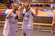 Vannes 16 Giugno 2013 <br /> Eurobasket Women 2013<br /> Italia - Spagna <br /> Nella foto: francesca dotto<br /> Foto Ciamillo
