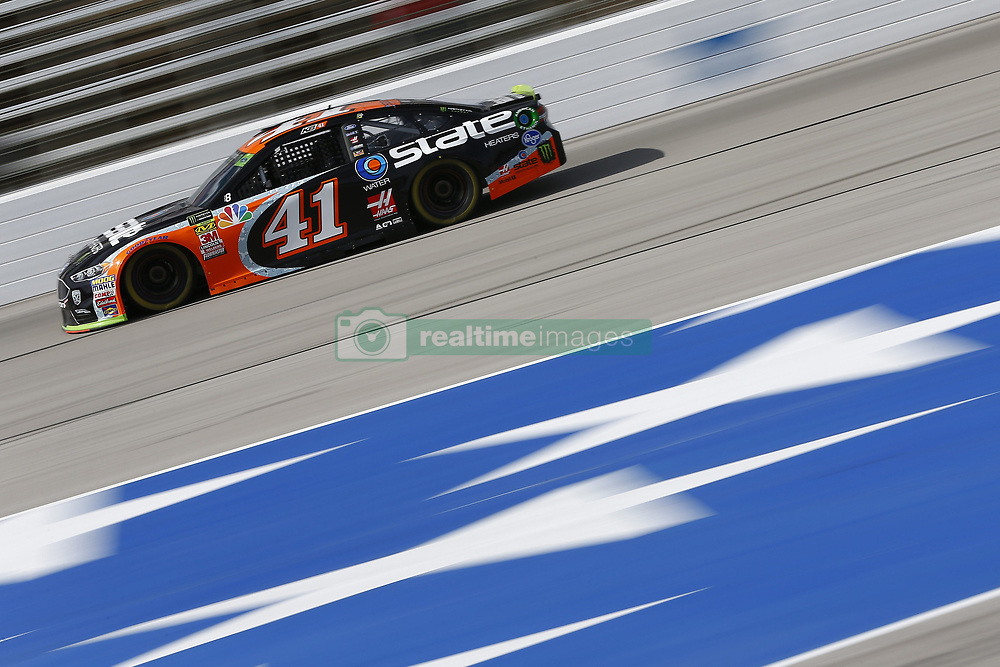 November 3, 2018 - Ft. Worth, Texas, United States of America - Kurt Busch (41) takes to the track to practice for the AAA Texas 500 at Texas Motor Speedway in Ft. Worth, Texas. (Credit Image: © Justin R. Noe Asp Inc/ASP via ZUMA Wire)