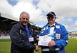 - Photo mandatory by-line: Alex James/JMP - Mobile: 07966 386802 - 03/05/2015 - SPORT - Football - Bristol - Memorial Stadium - Bristol Rovers v Forest Green Rovers - Vanarama Football Conference