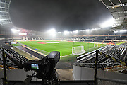 Hull City ground beforethe Premier League match between Hull City and Everton at the KCOM Stadium, Kingston upon Hull, England on 30 December 2016. Photo by Ian Lyall.