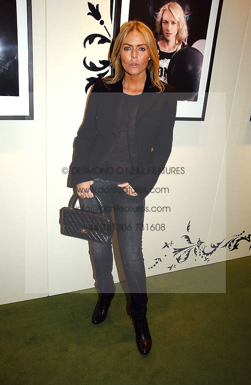 Actress PATSY KENSIT at a party to launch the One T-Shirt by Edun held at Harvey Nichols, Knightsbridge, London on 18th October 2006.<br />