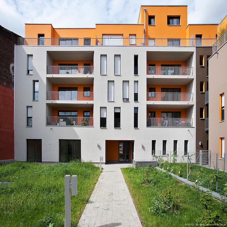 Les Villas Sarrail / Architecte Bathilde Millet