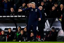 West Ham United manager David Moyes - Mandatory by-line: Robbie Stephenson/JMP - 10/01/2020 - FOOTBALL - Bramall Lane - Sheffield, England - Sheffield United v West Ham United - Premier League