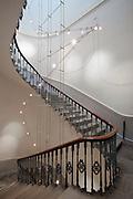 home house private memebers club portman square, london, england, uk, interior architecture design staircase