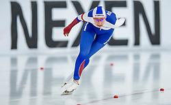 11-12-2016 NED: ISU World Cup Speed Skating, Heerenveen<br /> Anna Yurakova RUS
