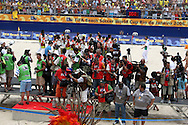 Footbal-FIFA Beach Soccer World Cup 2006 - Final-  -The press   -Rio de Janeiro- Brazil - 12/11/2006.<br />Mandatory Credit: FIFA/Ricardo Ayres