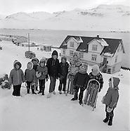 Ljósmyndasýning Mats 1956-1978