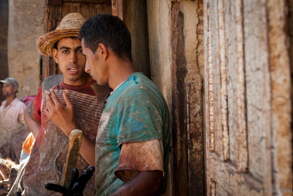 Fez, Morocco, Africa