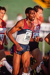 Prefontaine Classic track and field meet, Hayward Field, University of Oregon, Eugene, Oregon, USA