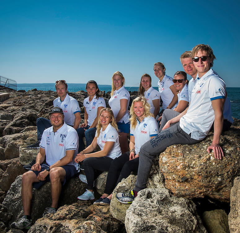20160326 Mallorca, Spain Finnish sailing team