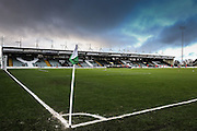 Huish Park Stadium during the Sky Bet League 2 match between Yeovil Town and York City at Huish Park, Yeovil, England on 2 January 2016. Photo by Simon Davies.