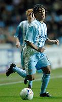 Photo: Glyn Thomas.<br />Coventry City v Glasgow Celtic. Richard Shaw's Testimonial. 11/04/2006.<br /> Coventry's Richard Shaw.