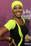 October 13, 2012- Bronx, NY: Recording Artist India. Arie at the Black Girls Rock! Awards Red Carpet presented by BET Networks and sponsored by Chevy held at the Paradise Theater on October 13, 2012 in the Bronx, New York. BLACK GIRLS ROCK! Inc. is 501(c)3 non-profit youth empowerment and mentoring organization founded by DJ Beverly Bond, established to promote the arts for young women of color, as well as to encourage dialogue and analysis of the ways women of color are portrayed in the media. (Terrence Jennings)