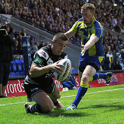 Warrington Wolves vs Widnes Vikings | Super League | 15 August 201