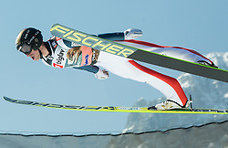 Roman Koudelka of Czech Republic during the Ski Flying Individual Qualification at Day 1 of FIS World Cup Ski Jumping Final, on March 19, 2015 in Planica, Slovenia. Photo by Vid Ponikvar / Sportida