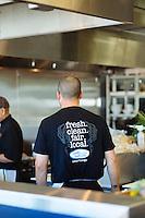 Local Ocean Seafood. Newport, Oregon.