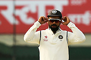 Cricket - India v England 3rd Test Day 4 at Mohali