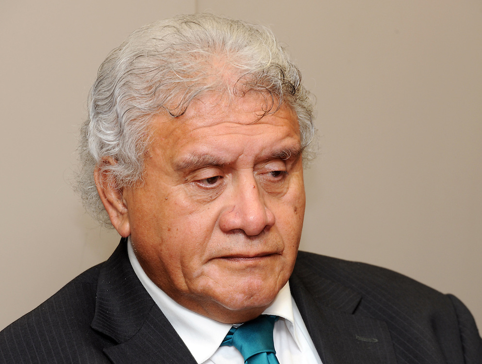 Maori Party President Pem Bird at the announcement by Pita Sharples of his resignation as co-leader of the Party, Parliament, Wellington, New Zealand, Tuesday, July 02, 2013. Credit:SNPA / Ross Setford