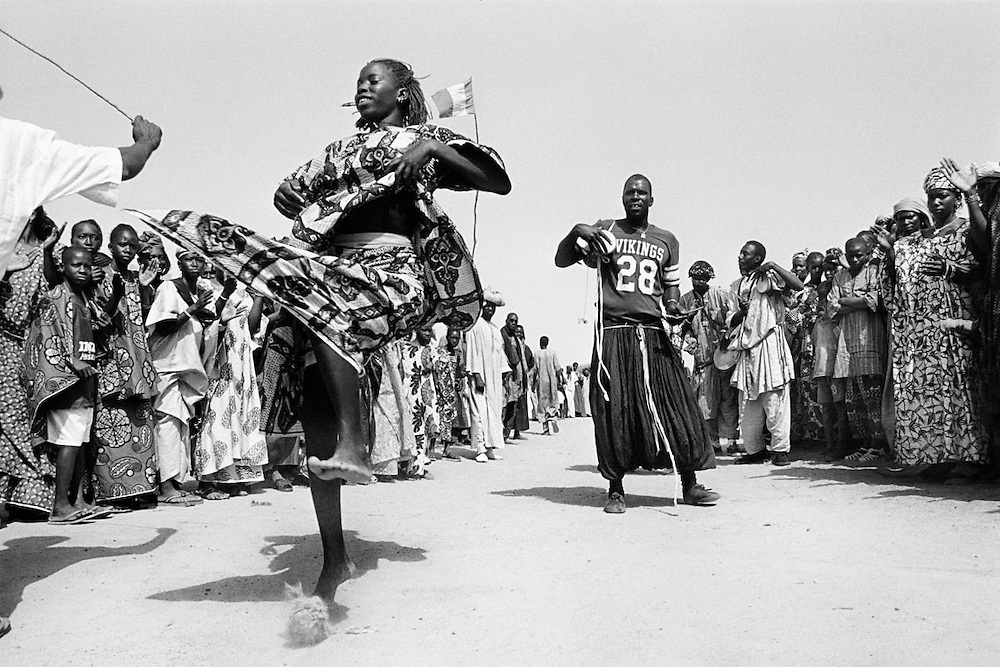Senegal, West Africa.
