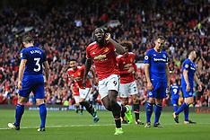 Manchester United v Everton - 17 September 2017