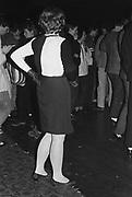 2 Tone girl, at a Selecter gig. 1981