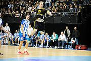DESCRIZIONE : France Hand D1 Championnat de France D1 a Chambery<br /> GIOCATORE : Gregoire DETREZ<br /> SQUADRA : Chambery<br /> EVENTO :  Hand D1<br /> GARA : Chambery Dunkerque<br /> DATA : 15/11/2012<br /> CATEGORIA : Hand D1 <br /> SPORT : Handball<br /> AUTORE : JF Molliere <br /> Galleria : France Hand 2012-2013 Action