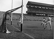 06/09/1959<br /> 09/06/1959<br /> 6 September 1959<br /> All-Ireland Junior Final: London v Antrim at Croke Park, Dublin.