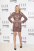 Lily Donaldson, ELLE Style Awards, Sky Garden, London UK, 24 February 2015, Photo by Richard Goldschmidt